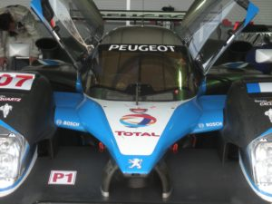 Peugeot's use of oil as a coolant might not have been made public just yet, but for the request to race officials to give them plenty of time before restarting the race to get warmed up.