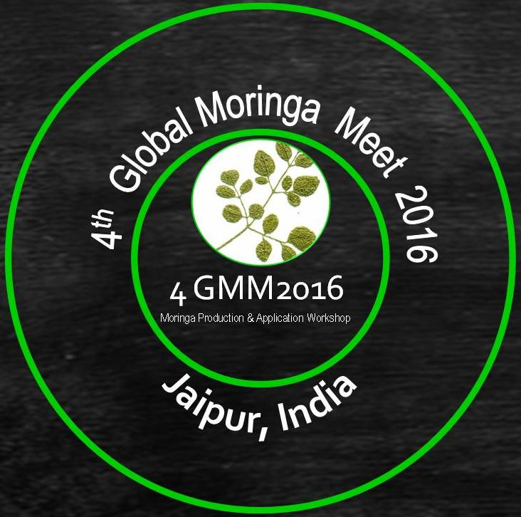 International Workshop on Moringa Production & Application   —   September  24-25, 2016   —   Jaipur, India