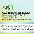 Algae Biomass Summit    September 24-27, 2012   Denver, CO