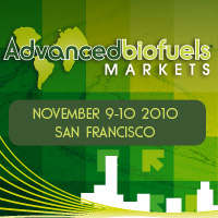 Advanced Biofuels Markets November 9-10 San Francisco, CA