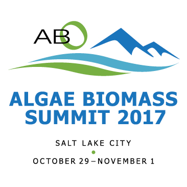 CALL FOR ABSTRACTS:  Algae Biomass Summit — October 29-November 1, 2017 — Salt Lake City, UT     DEADLINE:   March 15, 2017