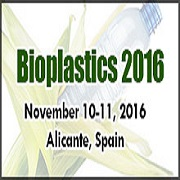 CALL FOR ABSTRACTS:  International Conference on Sustainable Bioplastics — November 10-11, 2016 — Alicante, Spain   —   DEADLINE: uncertain