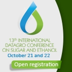 13th International Datagro Conference on Sugar and Ethanol   October 21-22, 2013    Sao Paulo, Brazil