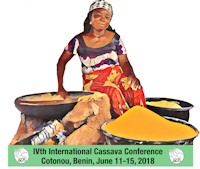 CALL FOR ABSTRACTS:  Fourth Scientific Conference of the Global Cassava Partnership for the 21st – GCP21-IV — June 11-15, 2018 — Cotonou, Benin   DEADLINE:   MAY 15, 2018