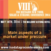 VIII New York Sugar & Ethanol Conference    May 14, 2014    New York, NY