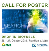 CALL FOR POSTERS:  International Conference on Microbial Hydrocarbon Production — October 25-27, 2015 — Frankfurt, Germany   DEADLINE: August 31, 2015