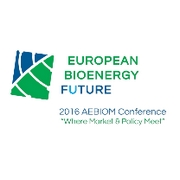 European Bioenergy Future 2016 —   November 16-17, 2016  —  Brussels, Belgium
