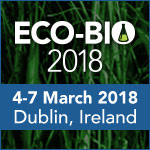 ECO-BIO 2018   —   March 4-8, 2018   —   Dublin, Ireland