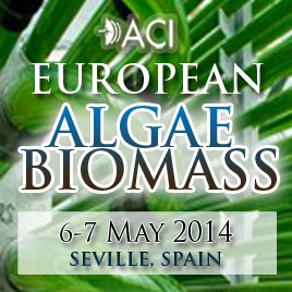 European Algae Biomass Conference  May 5-7, 2014   Seville, Spain