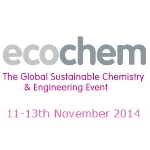 CANCELLED EcoChem November 11-13, 2014 Basel, Switzerland