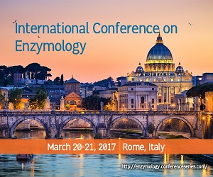 International Conference on Enzymology   —  March 20-21, 2017  —   Rome, Italy