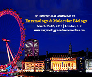 3rd International Conference on Enzymology & Molecular Biology   —   March 5-6, 2018  —   London, UK