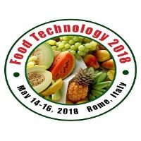 International Conference on Food Technology —   May 14-16, 2018   —   Rome, Italy