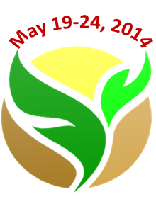 13th International Symposium on Bioplastics, Biocomposites & Biorefining: Moving towards a Sustainable Bioeconomy   May 19 – 24, 2014     Guelph, Ontario, Canada.