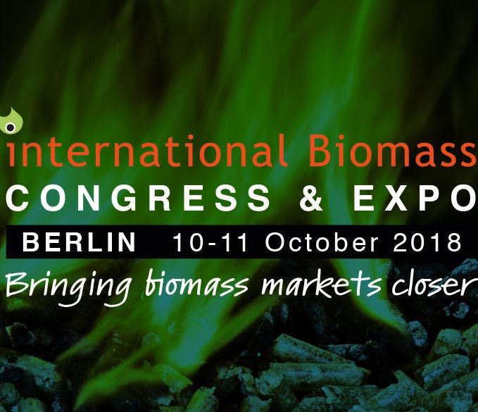 CALL FOR PAPERS: International Biomass Conference and International Biogas Conference   —   October 10-11, 2018   —   Berlin, Germany     DEADLINE: uncertain