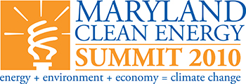 Maryland Clean Energy Summit October 27-29, 2011 Baltimore, MD