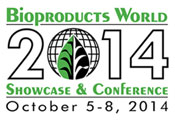 Bioproducts World Showcase   October 5-8, 2014   Columbus, OH