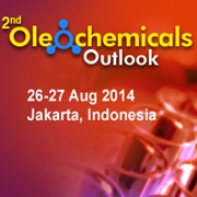 2nd Oleochemicals Outlook  August 26-27, 2014      Jakarta, Indonesia