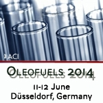 Oleofuels 2014     June 11-12    Dusseldorf, Germany