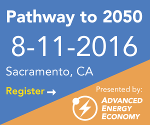 Pathway to 2050   —   August 11, 2016   —   Sacramento, CA