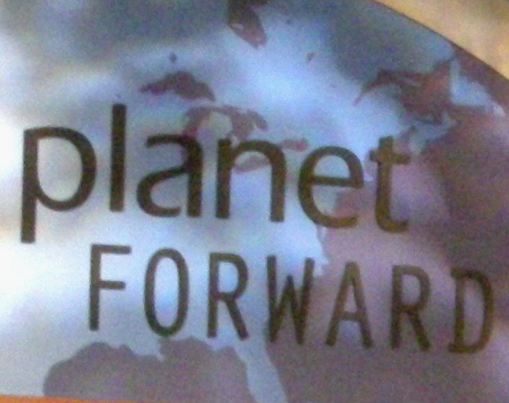Planet Forward on TV.  An Earth Day Special. Coming April 8, 2011.