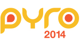 20th International Symposium on Analytical and Applied Pyrolysis    May 19-23, 2014     Birmingham, UK