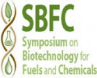 37th Symposium on Biotechnology for Fuels and Chemicals     April 27-30, 2015     San Diego, CA