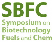 36th Symposium on Biotechnology for Fuels and Chemicals  April 28-May 1, 2014   Clearwater Beach, FL