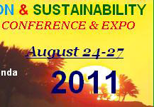 Innovation and Sustainability Conference & Expo    August 24-27, 2011    Kampala Uganda
