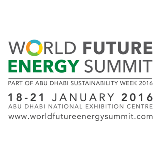 World Future Energy Summit (WFES) 2016  —  January 18-21, 2016  —  Abu Dhabi, UAE