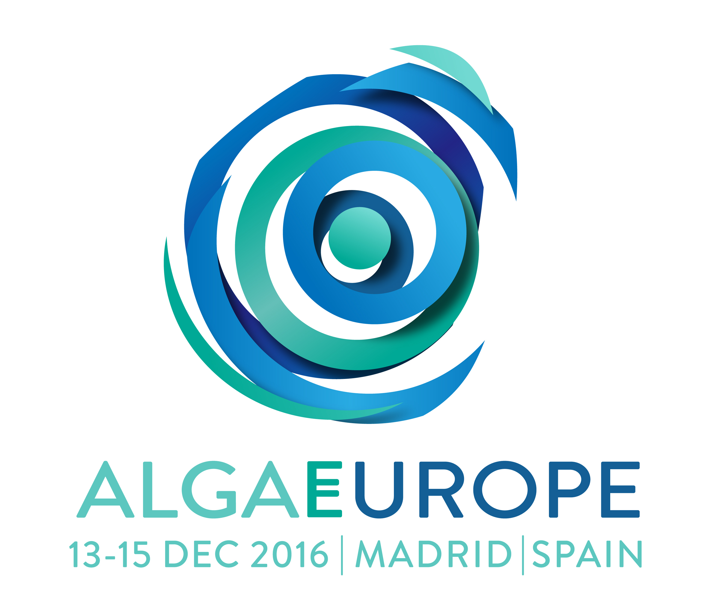 Algae Europe   —   December 13-15, 2016   —   Madrid, Spain