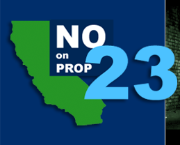 Green Technology Leadership Group's No on Prop 23 Premiers Video Short October 19 Sacramento, CA