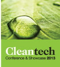 CleanTech Conference and Showcase   May 12-15, 2013   Washington, DC