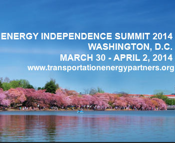 Energy Independence Summit    March 30-April 1, 2014    Washington, DC