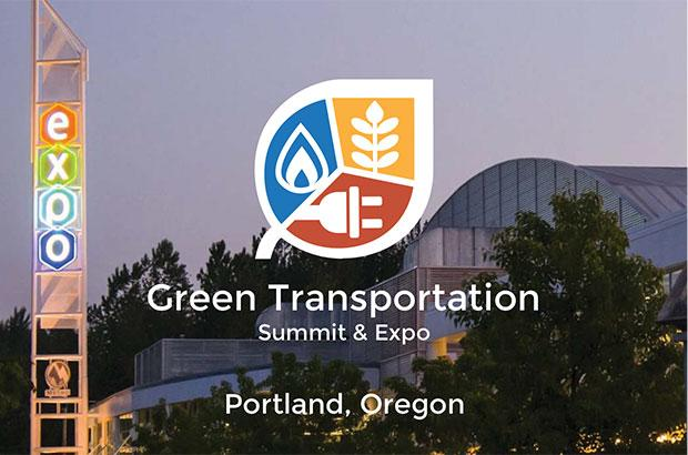 ​Green ​Transportation ​Summit ​& ​Expo   April 21-22, 2015    Portland, OR
