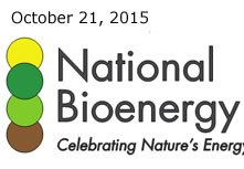 WEBINAR: Using Science to Promote Sustainable Biofuels Production in the Southeastern United States —   October 21, 2015   —   National Bioenergy Day  — 2:30-3:45 PM ET