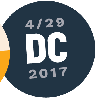 People's Climate Movement March   —   April 29, 2017   —   Washington, DC