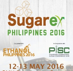 SugarEx Philippines  —  May 12-13, 2016  —  Negros, Philippines