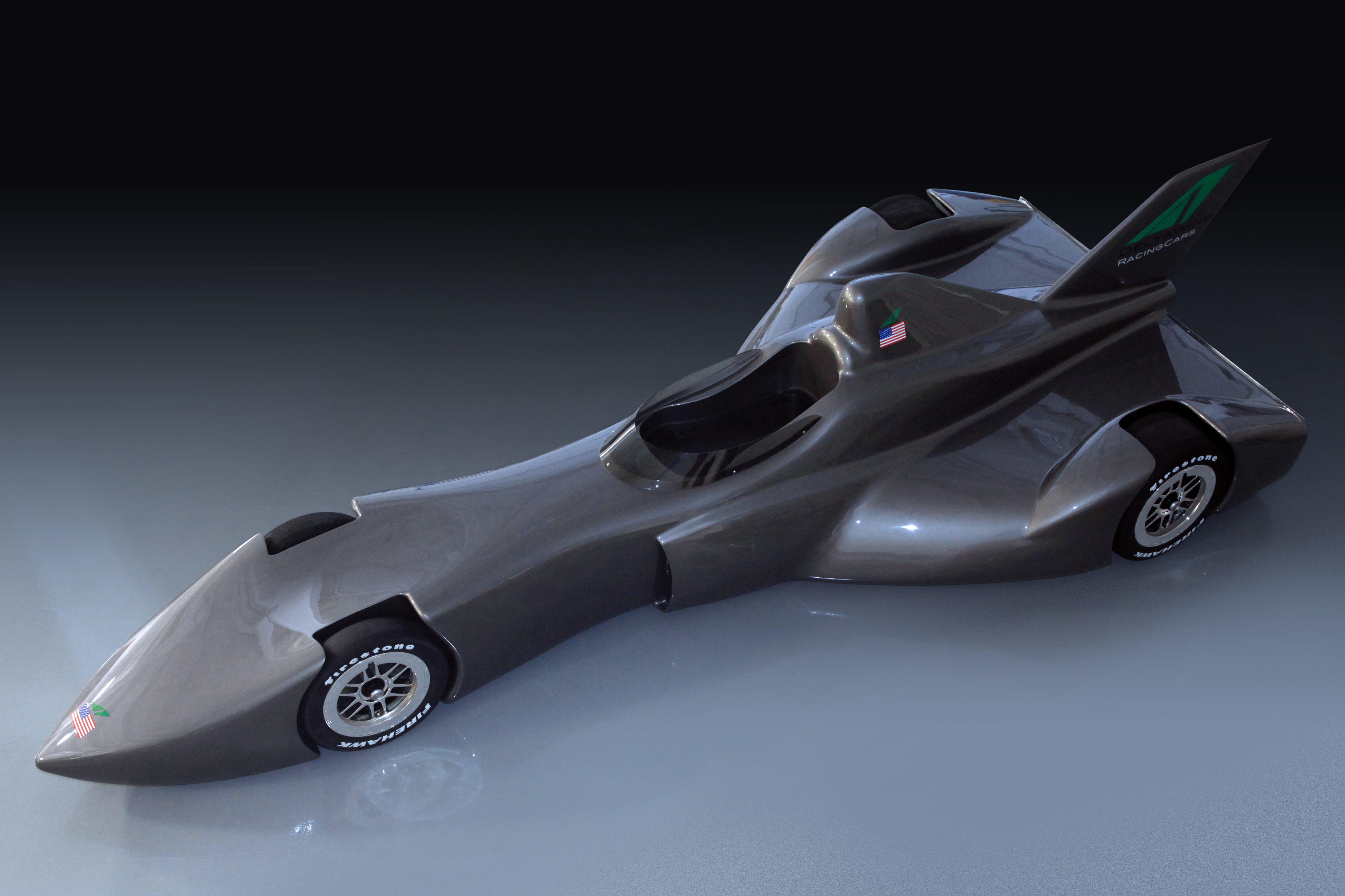 Advanced Biofuels Usa The Deltawing Indy Race Car Is Not Only