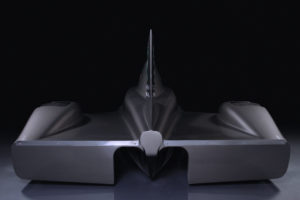 Into the Future  photo: DeltaWing LLC