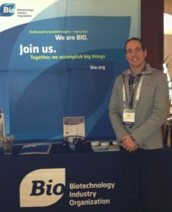 Danilo Gusmao at the BIO   Pacific Rim Biofuels and Biotechnology Summit