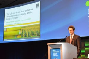 Owen Wagner of LMC International focuses on ethanol from a Brazilian perspective.