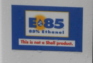 NOT a Shell product