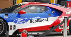 Ford GT at the Roar before the Rolex 24