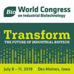 BIO World Congress   —   July 8-11, 2019   —   Des Moines, IA