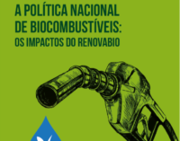 The National Biofuels Policy: The Impact of RenovaBio   —   October 16, 2018   —   Goiás, Brazil