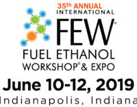 2019 International Fuel Ethanol Workshop & Expo — June 10-12, 2019 — Indianapolis, IN