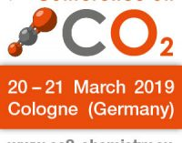 CALL FOR PAPERS:  7th Conference on Carbon Dioxide as Feedstock for Fuels, Chemistry and Polymers — March 20-21, 2019 — Maternushaus, Cologne, Germany    DEADLINE: unclear
