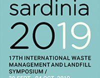 CALL FOR ABSTRACTS:  Sardinia Symposium 2019   —   September 30-October 4, 2019   —   Cagliari, Italy     DEADLINE: February 15, 2019
