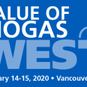 Value of Biogas West Conference   —   January 14-15, 2020   —   Vancouver, British Columbia, Canada